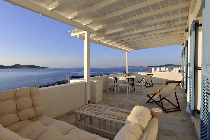 Apartment Avra 1 in Paros