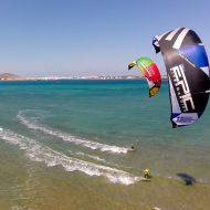Kite Surf Paradise - in Paros