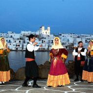 Customs and traditions in Paros and Antiparos - in Paros