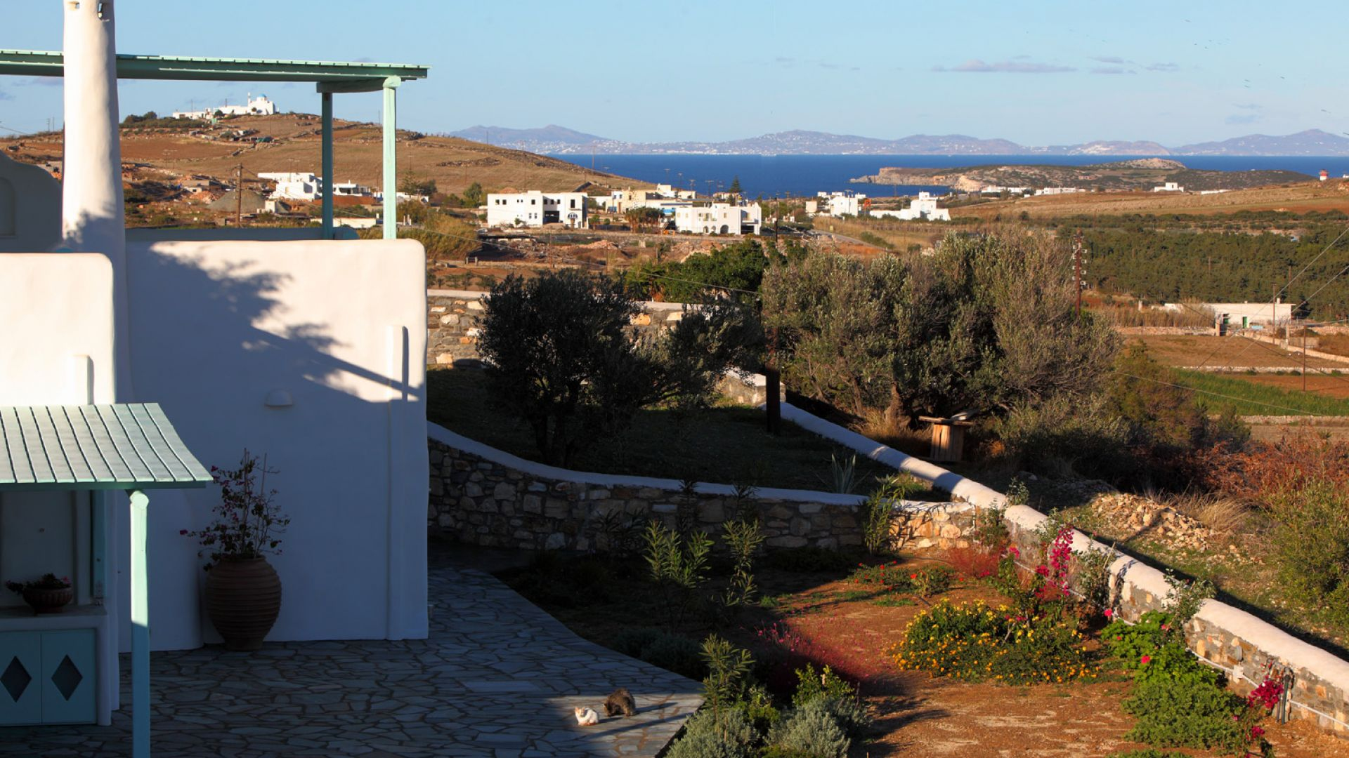 Paros Luxury Villa Princess 2
