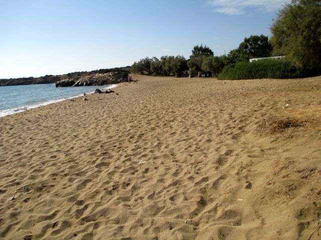 Unbelievable beach in front of the villa